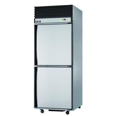 Stainless Steel Reach-in Refrigerator/Freezer 600L Air Type