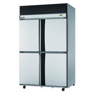 Stainless Steel Reach-in Refrigerator/Freezer 960L Air Type
