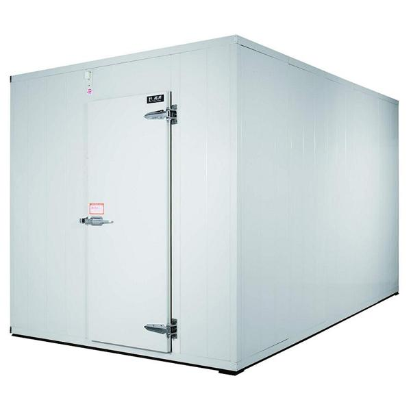 Walk - In Chiller And Freezer