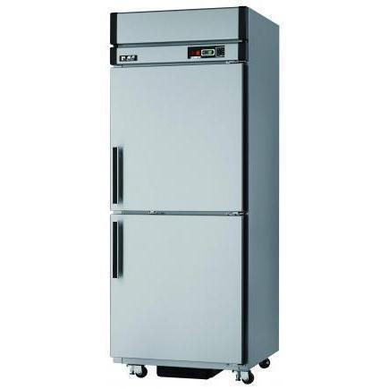 Stainless Steel Reach-in Refrigerator/Freezer 600L Energy Efficiency Type