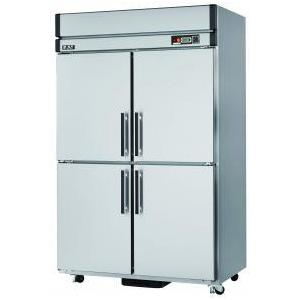 Stainless Steel Reach-in Refrigerator/Freezer 1000L Energy Efficiency Type